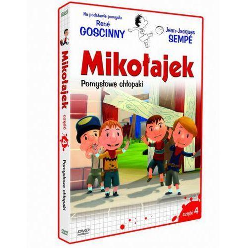 Mikołajek Pomysłowe Chłopaki Cz. 4
