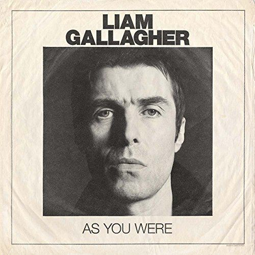 Liam gallagher - as you were marki Warner music
