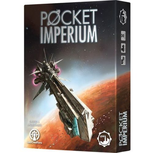 Games factory publishing Pocket imperium gfp