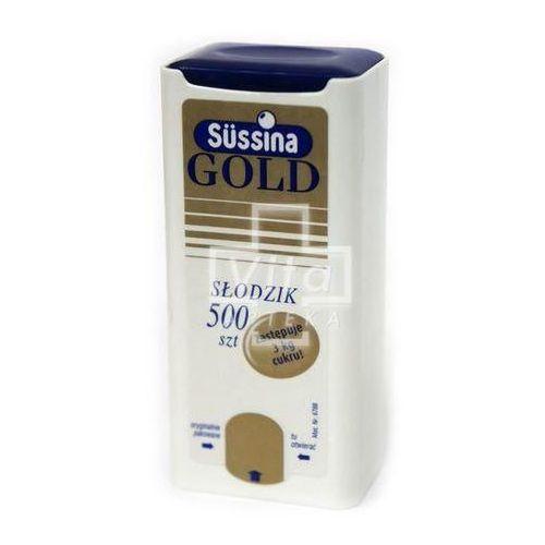 SUSSINA Gold, 500 tabletek (lek Tabletkina odchudzanie)