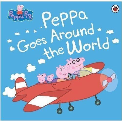 Peppa Pig: Around the World, Ladybird