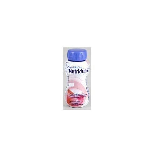 Nutridrink Juice Style x 200ml Truskawkowy - oferta [0547d842430f1545]