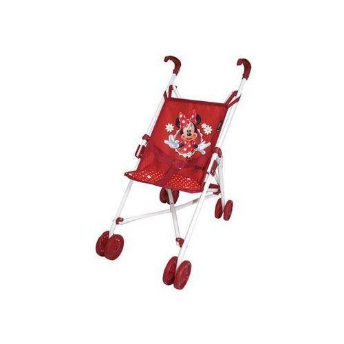 Brimarex, Myszka Minnie, wózek spacerowy dla lalek - sprawdź w Smyk