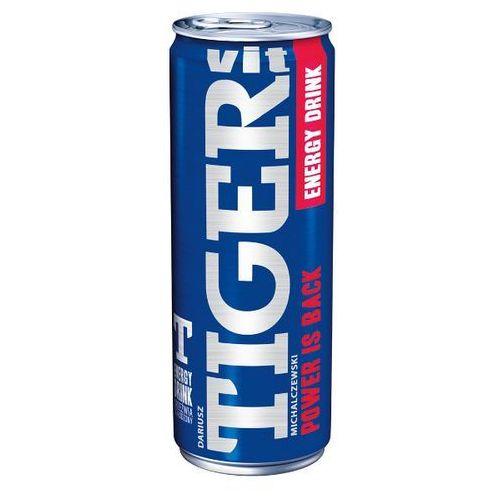 Gazowany napój energetyzujący Tiger Energy Drink 250 ml