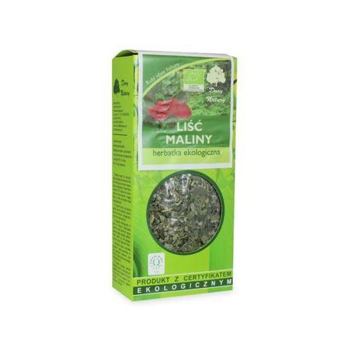 Malina liść 25 g EKO, 00592