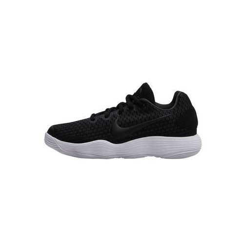 Nike Performance HYPERDUNK LOW 2017 GS Obuwie do koszykówki black/metallic silver/anthracite white, kolor czarny