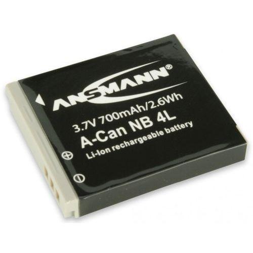 Akumulator ANSMANN do Canon A-Can NB 4L (700 mAh) (4013674022267)