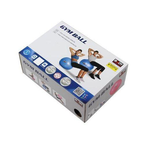 Piłka gimnastyczna bb 001 do 76cm / gwarancja 24m od producenta Body sculpture