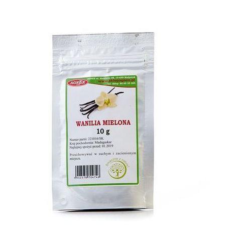 Agnex Wanilia mielona 10g (5902578704746)