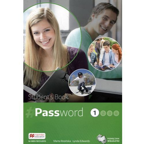 Password 1 (A2/B1). Podręcznik Wieloletni + CD, Macmillan