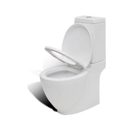 Miska klozetowa, toaleta, ze zbiornikiem, nowoczesny design - sprawdź w wybranym sklepie