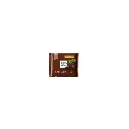 Ritter sport czekolada kaffeesplitter 100g marki Pozostali