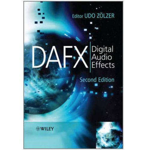 DAFX - Digital Audio Effects (9780470665992)