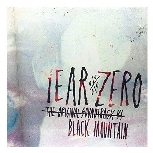 Jagjaguwar Year zero (the original soundtrack) - black mountain (płyta winylowa)