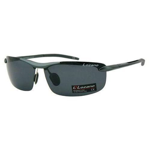 Męskie okulary przeciwsłoneczne do biegania lozano lz 126a