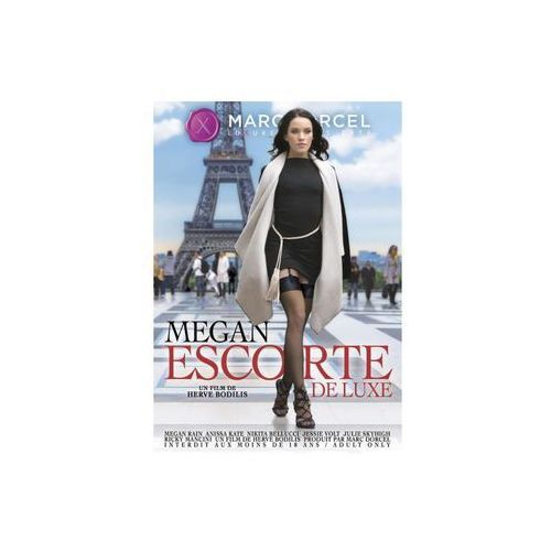Film DVD Dorcel - Megan Deluxe Escorte