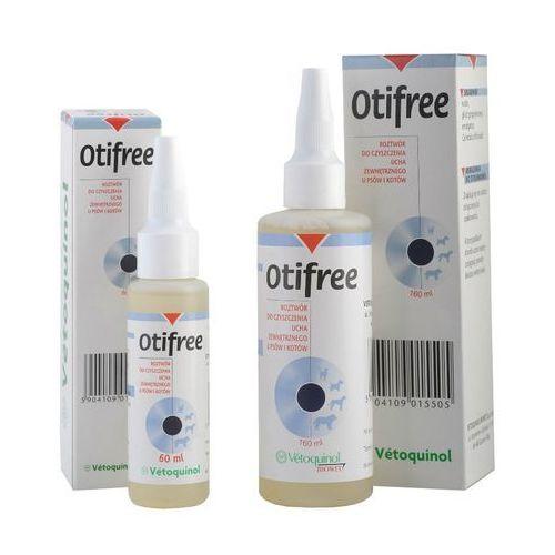 Vetoquinol Otifree płyn do czyszcz. uszu 60 ml