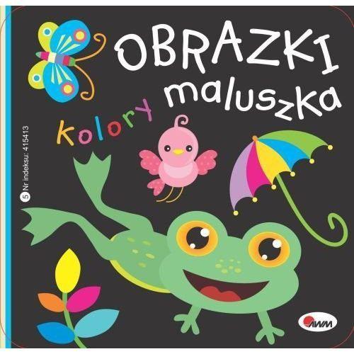 Obrazki maluszka. Kolory (2017)