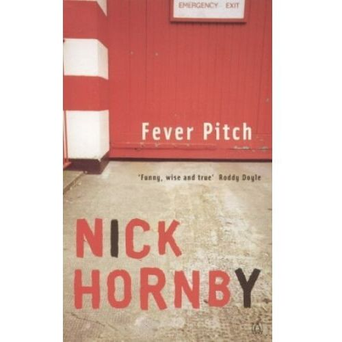 Fever Pitch, oprawa broszurowa