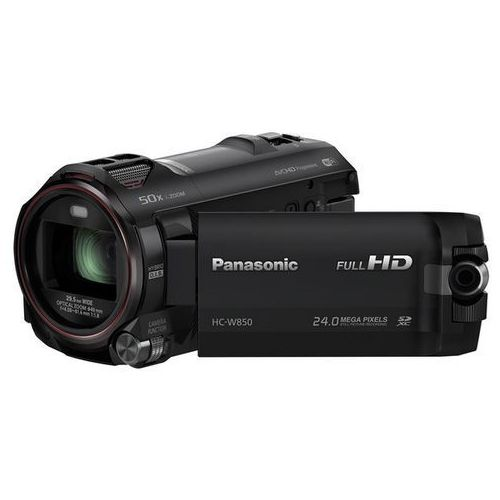 Kamera HC-W850 marki Panasonic