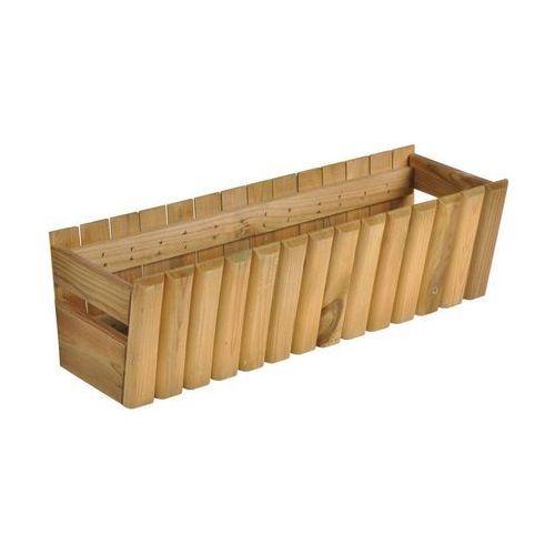 Doniczka balkonowa STOKROTKA 60 x 20 cm SOBEX (5908235381701)