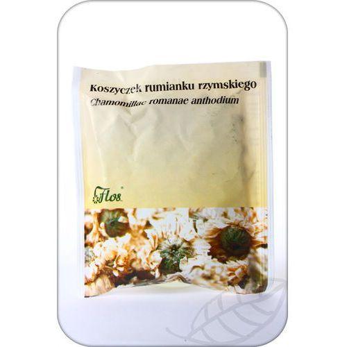 Flos: rumianek rzymski koszyczek (chamomillae romanae) - 25 g (5906365702205)