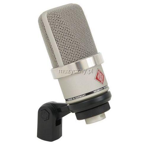tlm 102 mikrofon wielkomembranowy, kolor niklowy marki Neumann