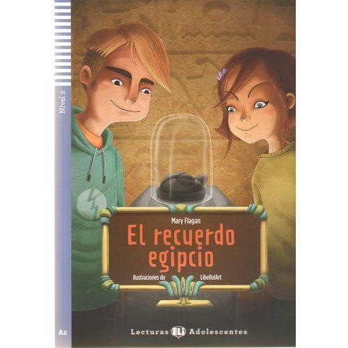 Lecturas ELI Adolescentes - El recuerdo egipcio + CD Audio (64 str.)