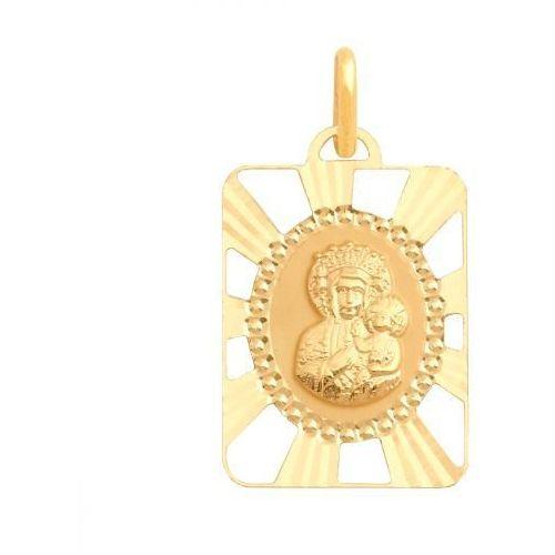 Zawieszka złota pr. 585 - 31260 marki Rodium
