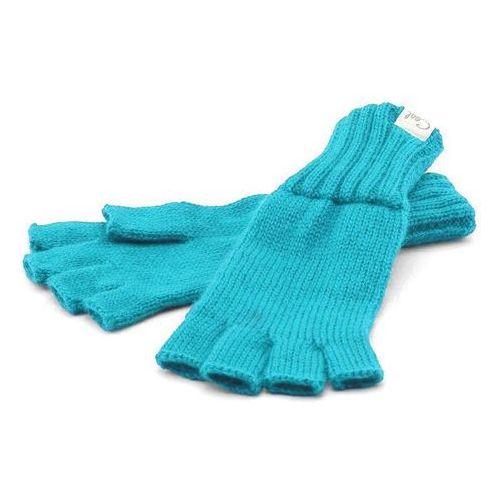 Nowe rękawiczki the liz fingerless sea foam marki Coal