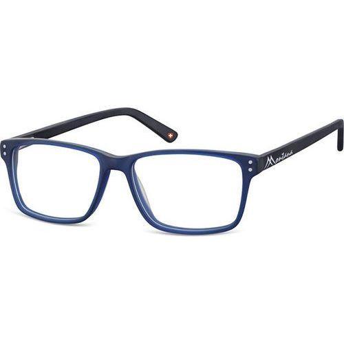 Okulary korekcyjne ma84 marin e marki Montana collection by sbg