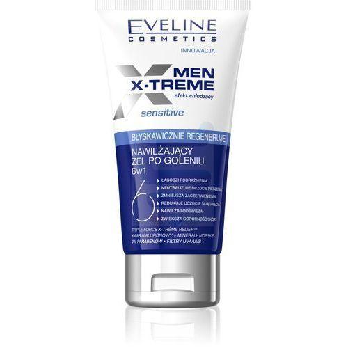 Eveline men x-treme 6w1 żel matujący do mycia twarzy 150ml - eveline (5901761921618)
