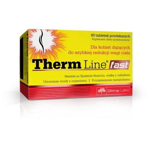 Spalacz tłuszczu Therm Line Fast 60tabl Olimp, 2016011614015