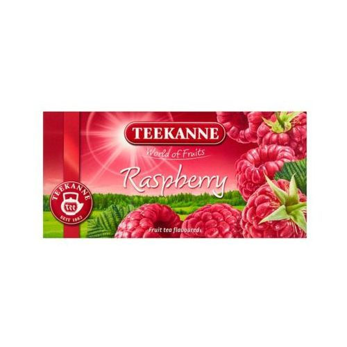 TEEKANNE 20x2,5g World of Fruits Rapsberry Herbata owocowa