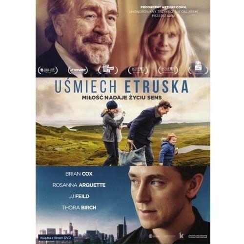 Telewizja polska s.a. Uśmiech etruska dvd - oded binnun, mihal brezis - książka (9788395660672)