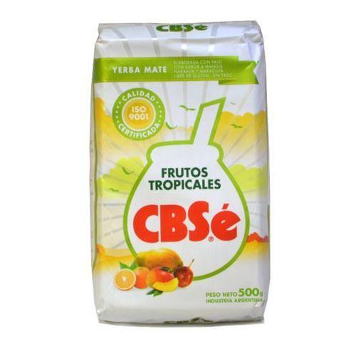 Establecimiento santa ana s.a. Yerba mate cbse frutos tropicales 500g