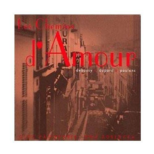 Empik.com Les chemins d'amour-debussy, duparc, po - olga & ewa pobłocka pasiecznik (płyta cd) (5902176500788)