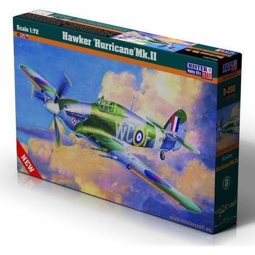 Mastercraft Hawker hurricane mk.ii c
