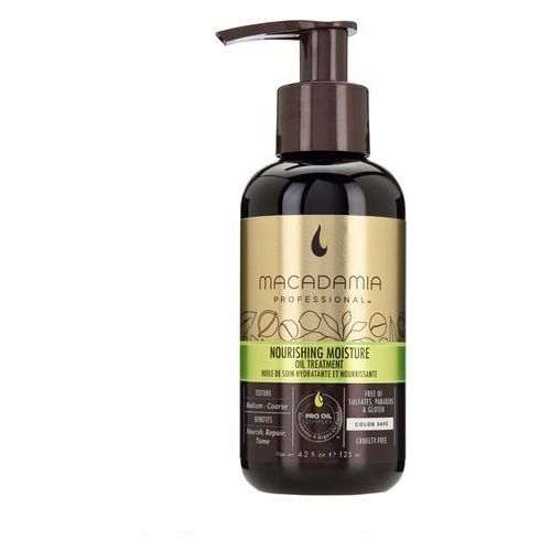 Macadamia Nourishing Oil Treatment - odżywczy olejek do włosów normalnych i grubych 125ml - oferta [05ff4c7ce7b565a4]