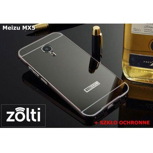Slim Mirror Case Czarny   Etui dla Samsung Galaxy Grand Prime - Czarny, kolor Czarny