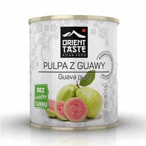 Pulpa z guawy bez dodatku cukru 850ml - marki Orient taste