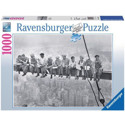 Raven. 1000 el. luntchime w nowym yorku marki Ravensburger