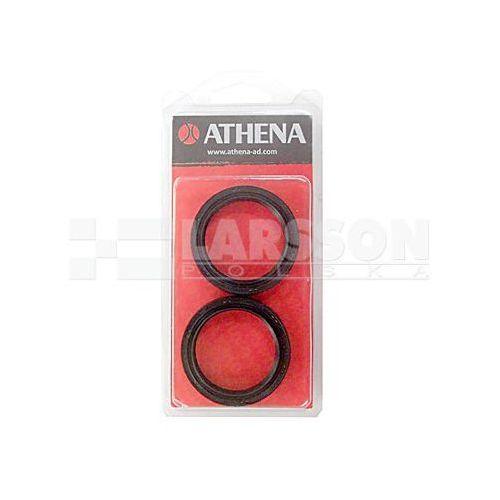 Komplet uszczelniaczy zawieszenia suzuki uh 125 marki Athena