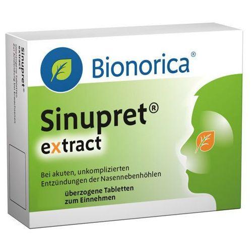 SINUPRET EXTRACT x 20 drażetek z kategorii Pozostałe zdrowie