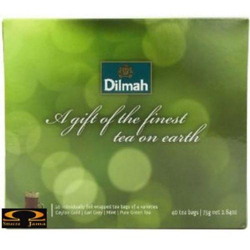Dilmah Herbata a gift of the finest tea on earth (zielona)- 40 torebek