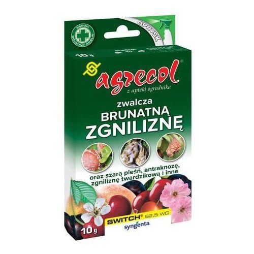 Środek grzybobójczy Agrecol Switch 62,5 WG 5 g zwalcza brunatną zgniliznę