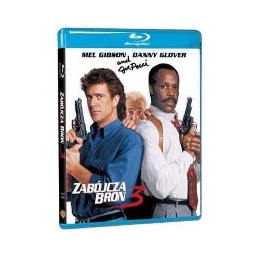 Zabójcza broń 3 (Blu-Ray) - Richard Donner DARMOWA DOSTAWA KIOSK RUCHU