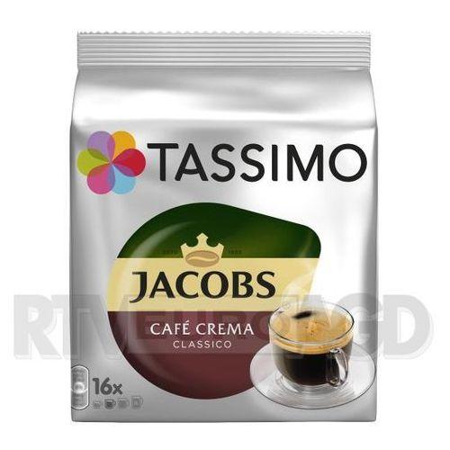 Kapsułki jacobs caffe crema classico marki Tassimo