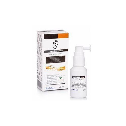 Salorhin spray do higieny uszu 30ml