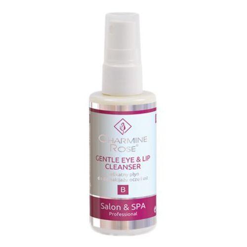 gentle eye & lip cleanser delikatny płyn do demakijażu oczu i ust (gh0214) marki Charmine rose